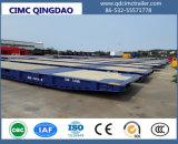 Cimc acoplado de los 40FT o de los 45FT o de los 62FT Mafi, acoplado portuario, chasis terminal del carro de acoplado