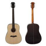 Гитара Aiersisolid верхняя Dreadnaught акустическая с Mahogany B&S Sg02sm-41