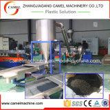 Línea de la protuberancia de la granulación de la granulación de la película plástica de la basura del PE de los PP