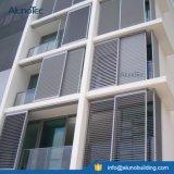 Vitres coulissantes en aluminium à rideaux coulissants en aluminium