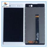 De mobiele Telefoon LCD van de Aanraking voor Assemblage van de Becijferaar van Sony Xa de Ultra