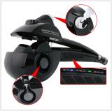 Encrespador de cabelo técnico mágico do projeto novo PRO com indicador do LCD