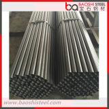 Tubo de aço preto, em branco, brilhante, galvanizado