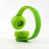 Portable Folding Sports Wireless Bluetooth Headset Stereo Bluetooth Headphone