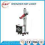 30W/50W de l'acier Aluminium Cuivre Fer Zinc voler le marqueur de la machine de marquage laser à fibre