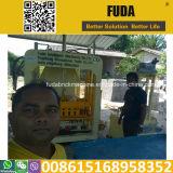 Ziegeleimaschine des hydraulischen Kleber-Qt4-18 in Sri Lanka