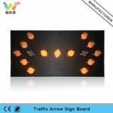 Scheda standard BRITANNICA della freccia di traffico LED dell'alluminio 1800*900mm