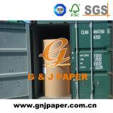 Papier non-enduit de bonne qualité de Woodfree de décalage fabriqué en Chine