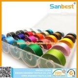 고품질 다채로운 전 부상 감개틀 스레드의 중국 공장