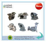 Het Gieten van de ernst Proces om Aluminium te gieten die Aluminium machinaal bewerken