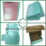 Подарки свободно образца Corrugated упаковывая коробку коробки цвета
