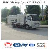 4cbm Dongfeng Euro4の塵の吸引の道掃除人のトラック