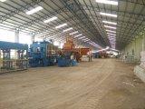 Linha de produção bloco automático cheio rápido do bloco que faz a linha da máquina
