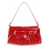 Sac de Crossbody de marque de sac d'épaule de mode de sac à main de cuir verni de dames