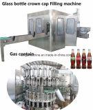 De volledige 3in1 Sprankelende Lopende band van de Vullende Machine van de Frisdrank van de Drank Bottelende