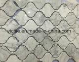 Especial nuevo patrón de diseño de mármol piedra mosaico (VMM3S001)