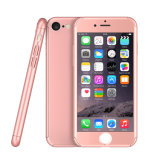Full Body Hard Slim PC Cover com protetor de tela de vidro temperado para iPhone 7