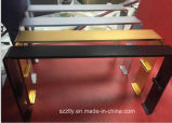 6063 Alliage en aluminium/aluminium anodisé profil extrudé