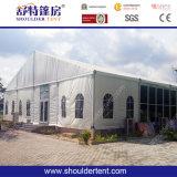 2018屋外のカスタマイズされた白いガラステント(SDC2096)