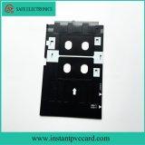 Bandeja de cartão plástica do PVC para a impressora de Epson A50