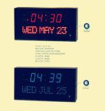 オフィスおよびホームのためのアクリルのMateiral大きいLEDデジタルのカウントの柱時計