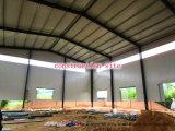 Estructura ligera del marco de acero para el almacén, taller, chalet, edificio industrial