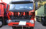 판매를 위한 고품질 HOWO A7 375HP 8X4 덤프 트럭