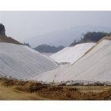 15,6 oz multifilamento de poliéster tejida construcción material geotextil (MW530)