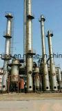 Macchina del petrolio greggio dalla gomma residua che ricicla macchina