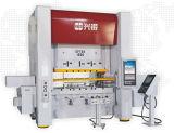 Transferencia que maneja la máquina de la prensa de la Dos-Punta y de la precisión de la Cuatro-Punta