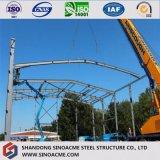 Entrepôt/construction/construction légers ignifuges préfabriqués