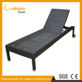 Sun Beach Chaise Wicker Woven Swimming Pool Rattan Daybed Lounge Chair