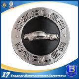 Серебряная монета выдвиженческого сувенира годовщины глянцеватая (Ele-C142)