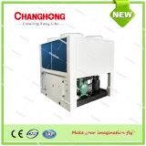 Refroidisseur d'eau refroidi par air central de vis de climatiseur