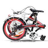 Qualität 20 Zoll-Kohlenstoff-mini Pocket Fahrrad (ly-a-77)