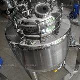 Tanque de emulsão da tesoura elevada sanitária para o cosmético, produto químico, farmácia