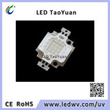 LED UV 395nm 10W 9chips para la curación de tinta