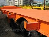 Semi-reboque Lowbed 12m X 3m Tri-Axle
