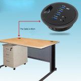 高速4ポートUSB 3.0のデスクトップのための可聴周波力のアダプターケーブルとの充満ハブの拡張