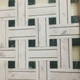 建築材料の混合されたカラー自然な大理石の石造りのモザイク床のタイル