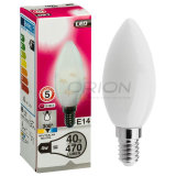 Bulbo de la vela LED de Dimmable E14 5W de la luz de la vela del LED