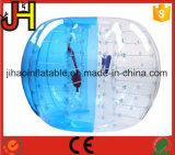 Balón de fútbol de la burbuja, bola de parachoques inflable de Zorb para los cabritos