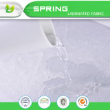 Cotone impermeabile 100% della protezione del materasso dello strato di lusso di Fiited impermeabile e materasso della prova dell'errore di programma di base