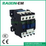 Contattore miniatura di CA del contattore 3p AC-3 220V 2.2kw di CA di Raixin Cjx2-0901 (LC1-D)