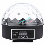 DMX512 Magic Ball Rgbywp LED de luz LED Discoteca DJ Luz con mando a distancia