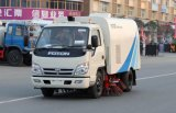 Kehrmaschine-LKW-Italien-Absaugungvakuumstraßen-Reinigungs-LKW