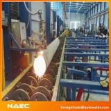 Sistema di montaggio della bobina del tubo di energia nucleare