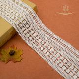 Jacquardwebstuhl-Blumen-Spitze-Gewebe-Textilgroßverkauf-Spitze
