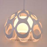 Moderne hängende helle nordische einfache Art für Innenesszimmer