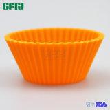 Ustensiles de cuisson en silicone Set 12pcs Cupcake moule/de moule à muffin